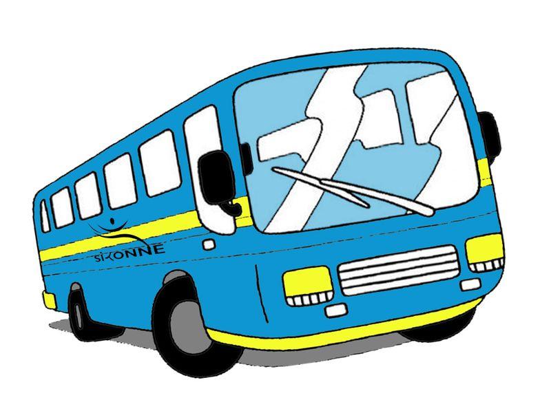 Bus-dessin